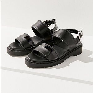 urban outfitters sherry lug sole sandals